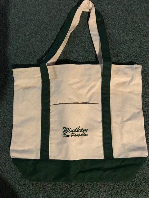 """WINDHAM"" TOTE BAGS"