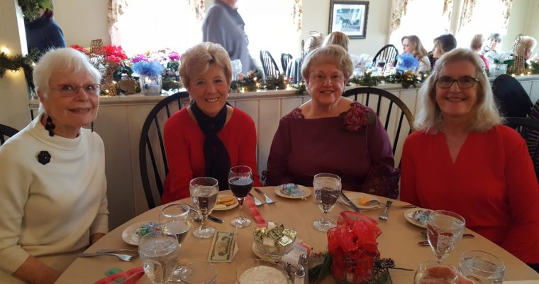 2017 ANNUAL HOLIDAY LUNCHEON
