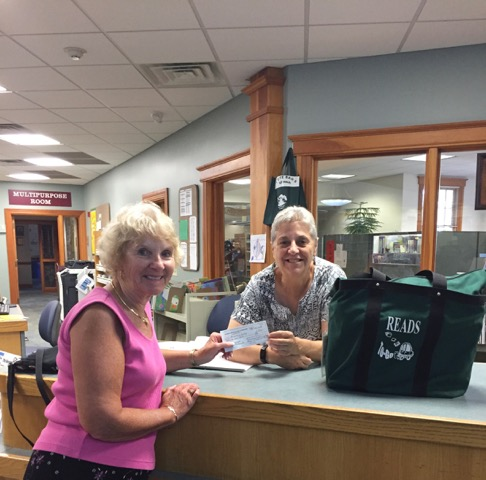 DONATION TO NESMITH LIBRARY