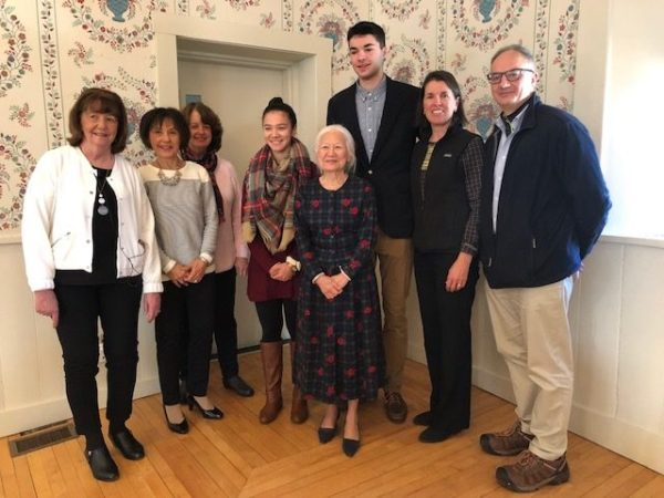 OUTSTANDING WINDHAM STUDENTS EACH AWARDED $2000 WSCW SCHOLARSHIP