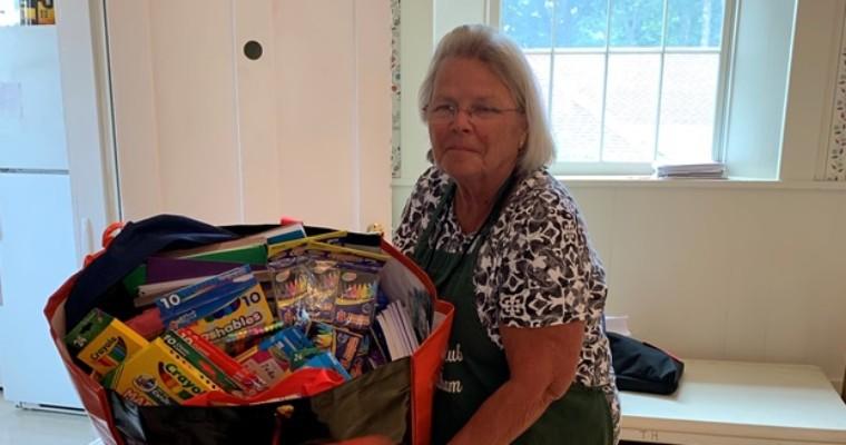 School Supplies for Golden Brook