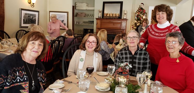 A Wonderful Holiday Luncheon