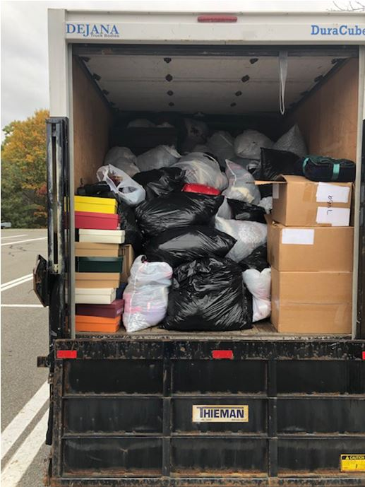 DRIVE-BY CLOTHING DRIVE