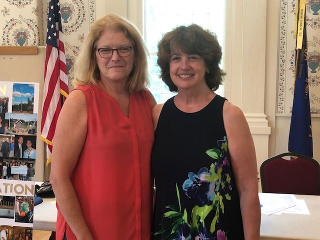 GUEST SPEAKERS SHARE COMMUNITY GOALS