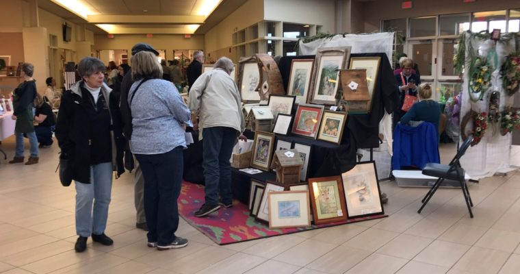 WSCW CRAFT FAIR OUR BEST EVER!