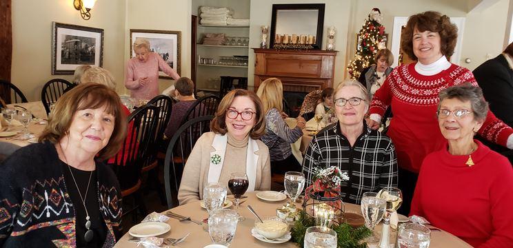 A Wonderful Holiday Luncheon